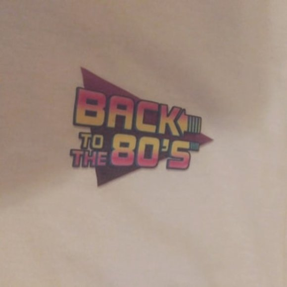 Tops - Back to the 80s t-shirt